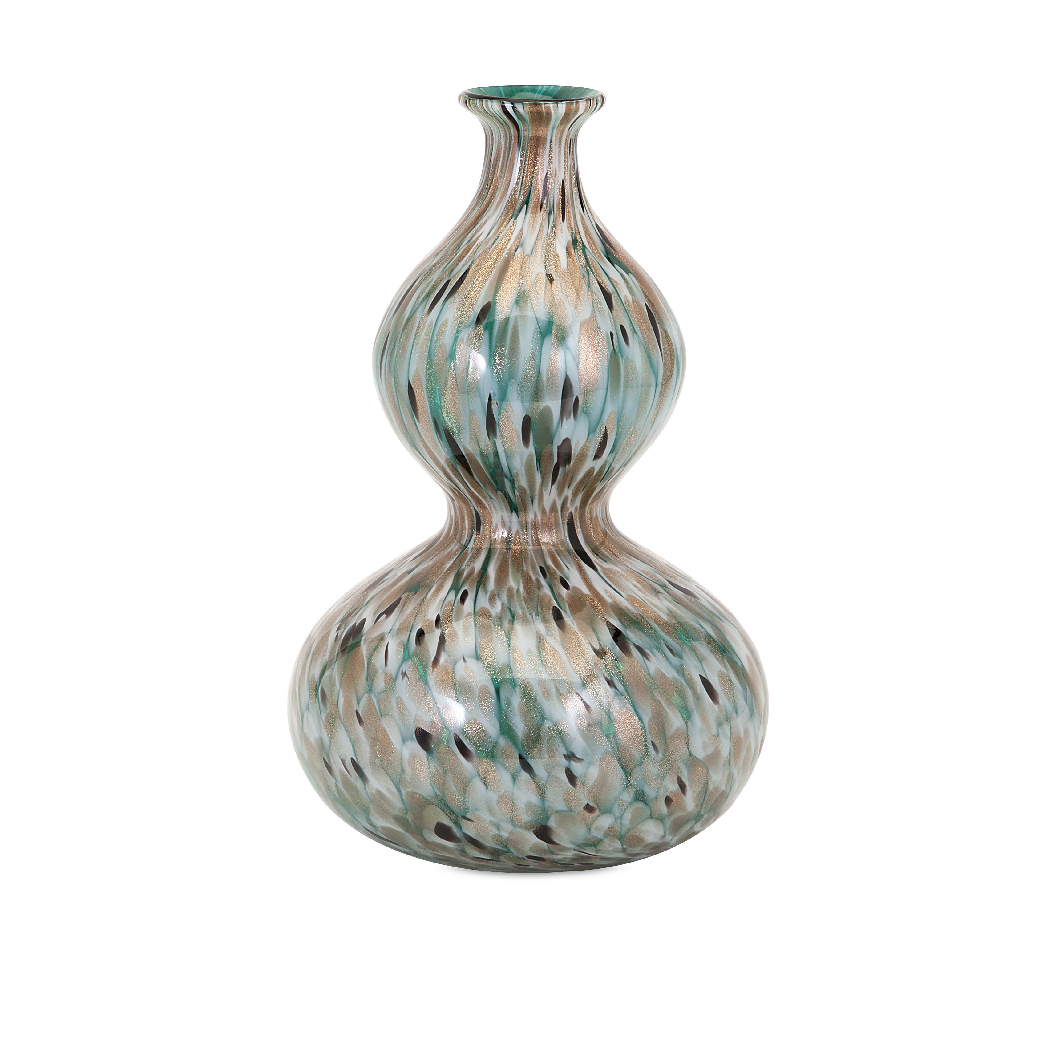 Glacier Glass Vase