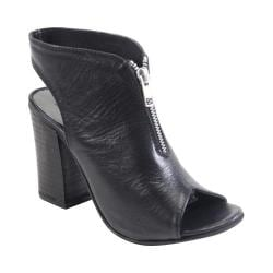 Women's Diba True Island Girl Boots Black Goatskin