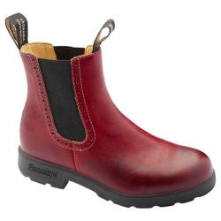 Women's Blundstone Original Series Boot Burgundy Rub Leather