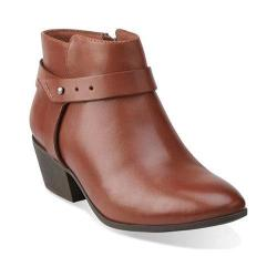 Women's Clarks Boylan Dawn Rusty Leather