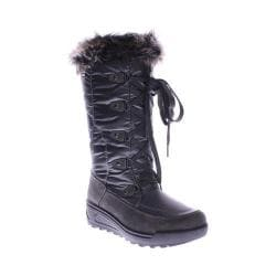 Women's Spring Step Northridge Snow Boot Pewter Nylon