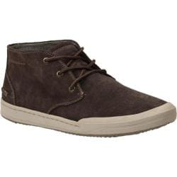 Men's Bass Hendrix Chukka Boot Dark Brown Suede