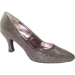 Women's Bellini Zoot Pump Silver