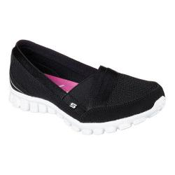 Women's Skechers EZ Flex 2 Quipster Black/White