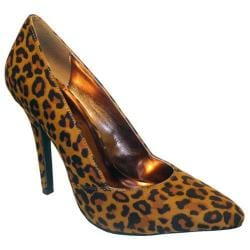 Women's Bellini Vibe Tan Leopard