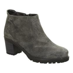 Women's ara Mena 47301 Ankle Boot Grey Suede