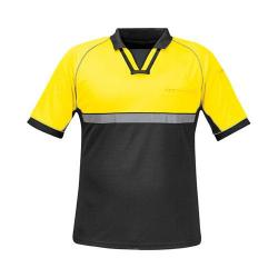 Men's Propper Bike Patrol Polo Hi-Vis Yellow