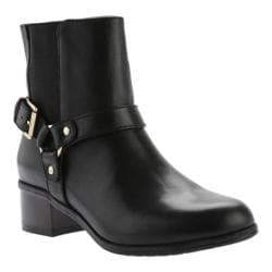Women's Bandolino Clarkstown Ankle Boot Black Multi Leather