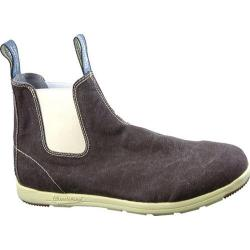 Blundstone Canvas Series Slip On Boot Brown Canvas