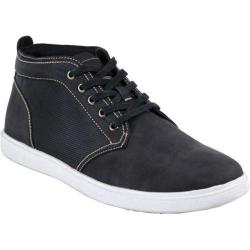 Men's Arider Burton-03 High Top Black PU