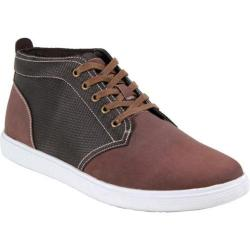 Men's Arider Burton-03 High Top Brown PU