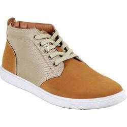 Men's Arider Burton-03 High Top Tan PU
