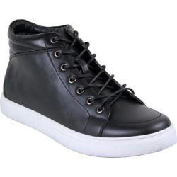 Men's Arider Carl-01 High-Top Black PU