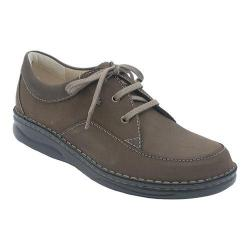 Men's Finn Comfort Bagan Walking Shoe Wood Leather