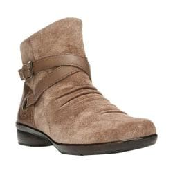 Women's Naturalizer Cycle Truffle Taupe Suede/Leather