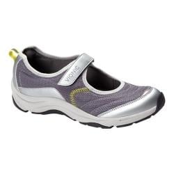 Women's Vionic with Orthaheel Technology Action Sunset Mary Jane Dark Grey