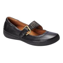 Women's Vionic with Orthaheel Technology Cloud Goleta Mary Jane Black