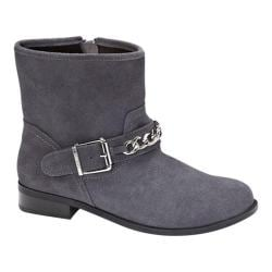 Women's Vionic with Orthaheel Technology Country Cresent Ankle Boot Slate Grey