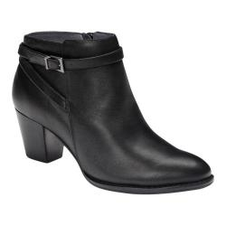 Women's Vionic with Orthaheel Technology Upright Upton Ankle Boot Black