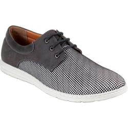 Men's Arider 186285 Round Toe Lace Up Grey/White PU