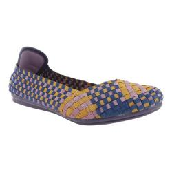 Women's Easy Spirit Gibby Dark Blue Multi Fabric