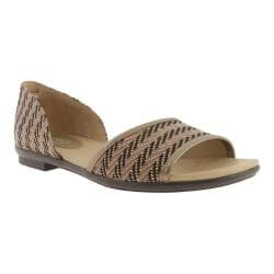 Women's Easy Spirit Kalindi Taupe Multi/Light Copper Fabric