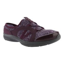 Women's Easy Spirit Quade Slip-on Dark Purple/Light Purple Multi Fabric