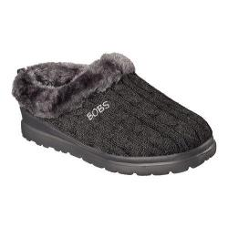 Women's Skechers BOBS Cherish Wonder-Fall Clog Charcoal