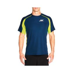 Men's Skechers Endurance Tee Shirt Navy