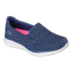 Women's Skechers Equalizer Walking Shoe Autumn Breeze/Navy