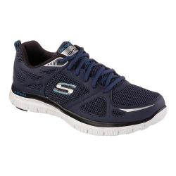Men's Skechers Flex Advantage First Team Training Shoe Navy/Blue