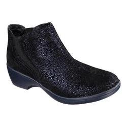 Women's Skechers Flexibles Sparkler Ankle Boot Navy