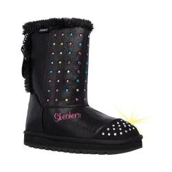 Girls' Skechers Twinkle Toes Keepsakes Limelight Leaps Boot Black