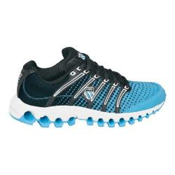 Women's K-Swiss Tubes Run 100 Fiji Blue/Black Dot Fade