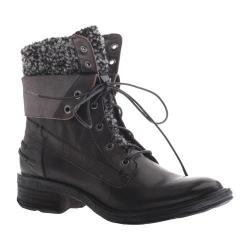 Women's OTBT Carlsbad Lace up Boot New Mud Leather