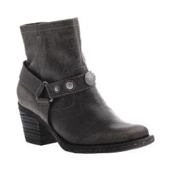 Women's OTBT Dugas Ankle Boot Beige Black Leather
