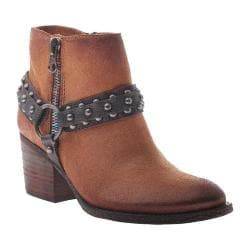 Women's OTBT Emery Ankle Boot Tuscany Leather