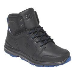 Men's DC Shoes Torstein Boot Black/Blue Leather