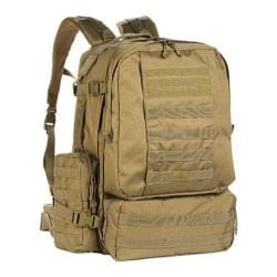 Red Rock Outdoor Gear Diplomat Backpack Coyote