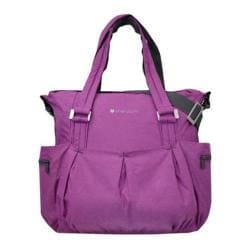 Women's Sherpani Wisdom Yoga Tote Bag Aster