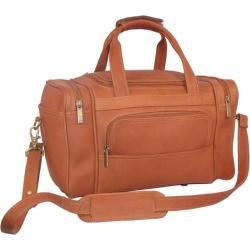 David King Leather 309 Mini Duffel Tan
