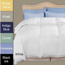 Luxury Sized 230 Thread Count Down Alternative Comforter (As Is Item)