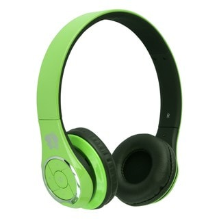 Life n soul Bluetooth Headphones Green
