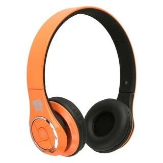 Life n soul Bluetooth Headphones Orange