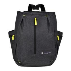 Women's Sherpani Quest Convertible Backpack Heathered Black