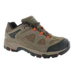 Men's Hi-Tec Altitude Lite Low I Waterproof Boot Smokey Brown/Taupe/Red Rock