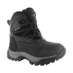 Children's Hi-Tec Snow Peak 200 Waterproof Boot Black