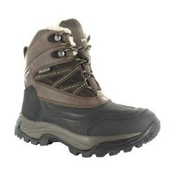Women's Hi-Tec Snow Peak 200 Waterproof Boot Chocolate/Snow