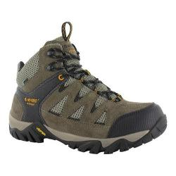 Men's Hi-Tec Sonorous Mid I Waterproof Multi-Sport Dark Taupe/Gold