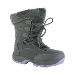 Women's Hi-Tec ST Moritz Lite 200 I Waterproof Boot Charcoal/Steel Grey/Lustre
